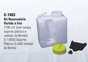 RESERVATORIOS/TAMPAS